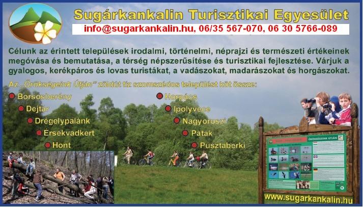 Sugárkankalin Turisztikai Egyesület