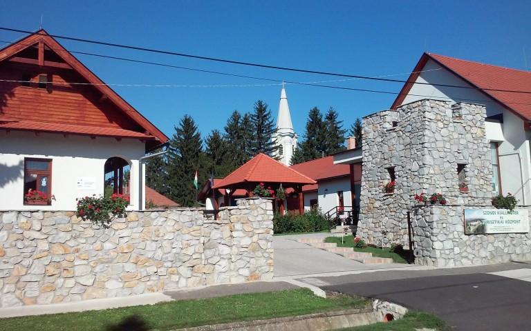 turisztikai központ