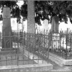 Szontagh Pál síremléke
