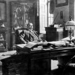 Mikszáth Kálmán íróasztala