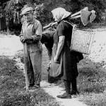Kapálásból hazatérők
