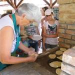 Laska sütés
